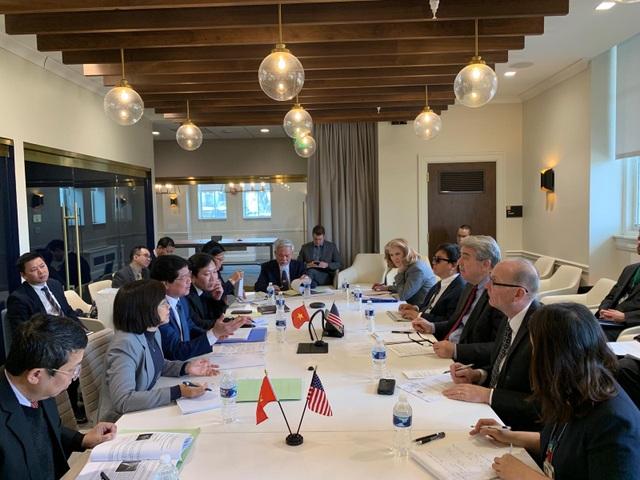 Đại sứ quán Việt Nam tại Mỹ thúc đẩy các hoạt động hợp tác đầu tư, du lịch - 3