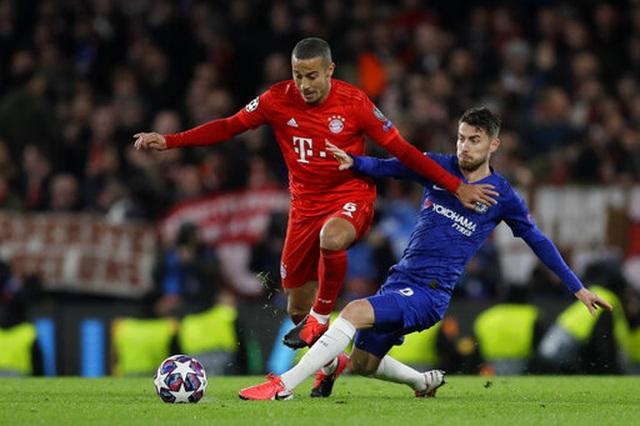 Những khoảnh khắc Bayern Munich gieo ác mộng cho Chelsea - 8