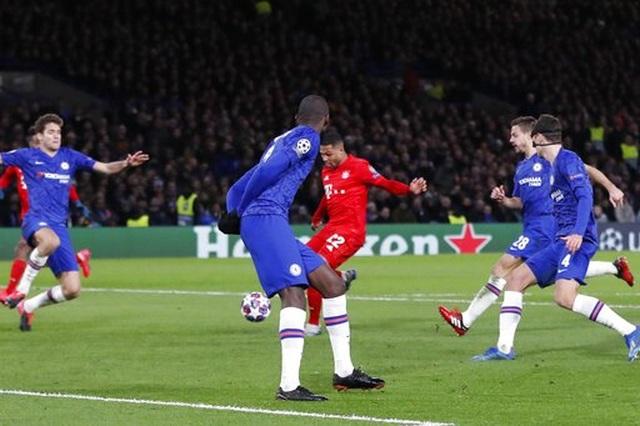Chelsea 0-3 Bayern Munich: Bùng nổ bàn thắng trong hiệp hai - 8