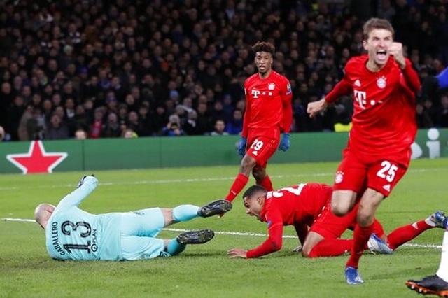 Chelsea 0-3 Bayern Munich: Bùng nổ bàn thắng trong hiệp hai - 9
