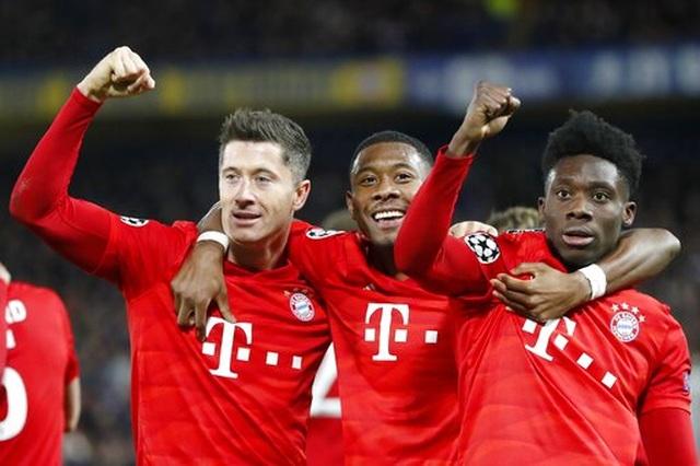 Chelsea 0-3 Bayern Munich: Bùng nổ bàn thắng trong hiệp hai - 4