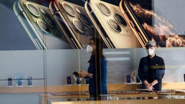 Apple mở lại nhiều cửa hàng ở Trung Quốc bất chấp dịch Covid-19 - 2