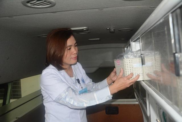 Nữ bác sĩ nặng lòng với những bệnh nhân cấp cứu ngoại viện - 2