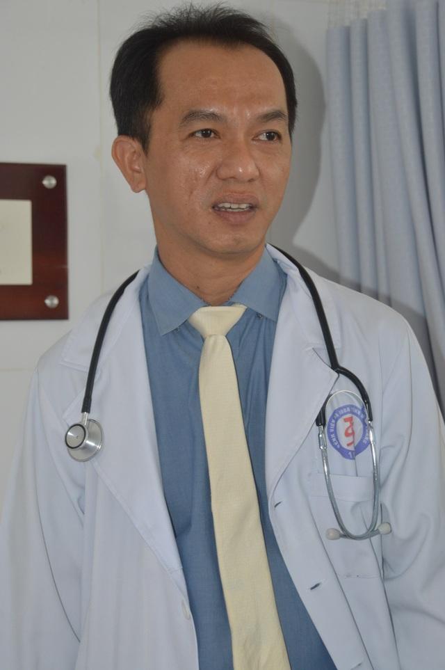 """Người thầy thuốc """"mát tay"""" với bệnh nhân tim mạch - 1"""