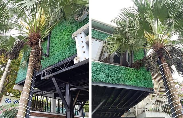 Độc đáo ngôi nhà làm bằng container giữa trung tâm phố thị  - 10