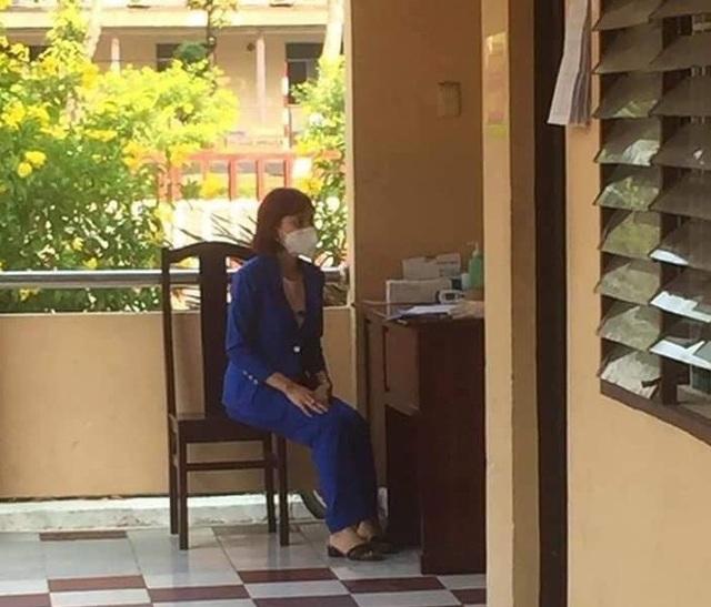 Cô gái về từ tâm dịch Hàn Quốc khoe lách luật khai báo y tế đã bị cách ly - 2