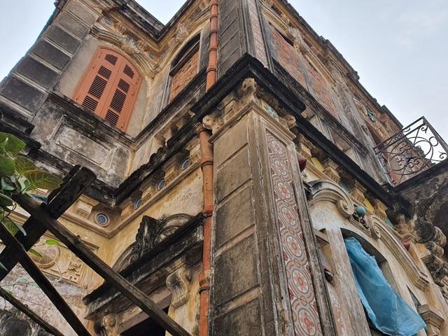 Căn biệt thự Pháp cổ 100 tuổi của đại gia làng miến nức tiếng Hà Nội xưa - 6