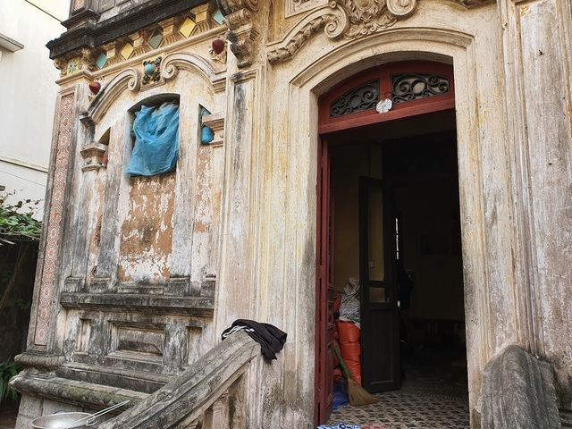 Căn biệt thự Pháp cổ 100 tuổi của đại gia làng miến nức tiếng Hà Nội xưa - 9