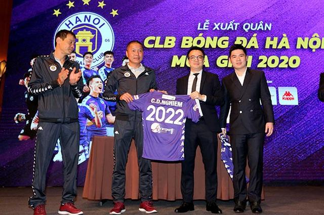 """CLB Hà Nội hướng đến """"cú ăn ba"""" ở mùa giải 2020 - 1"""