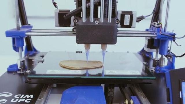 Cuộc cách mạng in 3D đang thâm nhập nhiều ngành sản xuất - 3