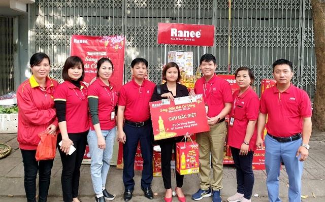 Dầu ăn cao cấp Ranee trao hơn 177.000 giải thưởng đến người tiêu dùng nhân dịp năm mới - 2