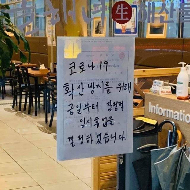 Du học sinh Việt ở tâm dịch của Hàn Quốc: Đi chợ cũng không dám đi - 1