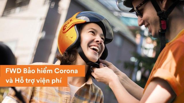 """FWD gia tăng quyền lợi bảo vệ khách hàng với sản phẩm mới """"FWD Bảo hiểm Corona và hỗ trợ viện phí"""" - 1"""