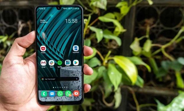 """Samsung ra mắt Galaxy M31 - Smartphone giá rẻ sở hữu pin """"khủng"""" - 1"""