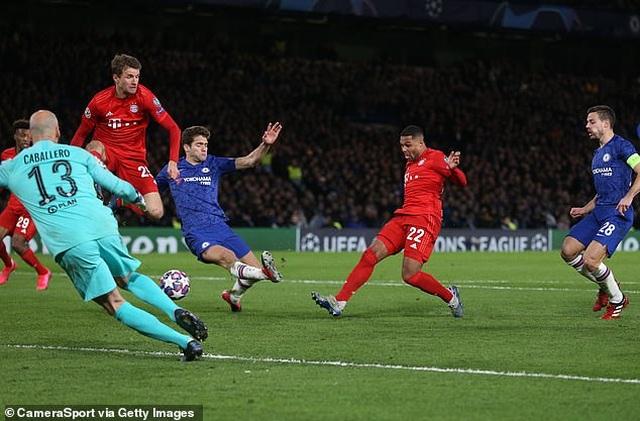 Lewandowski và Gnabry lập nhiều kỷ lục sau trận thắng Chelsea - 2