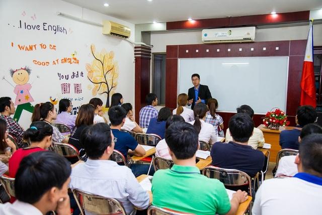 Thầy Lâm Văn Giả chia sẻ phương pháp học tiếng Anh IUV - 3