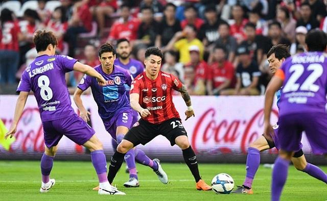 Thai-League có thể hoãn từ lượt trận cuối tuần sau vì Covid-19 - 1