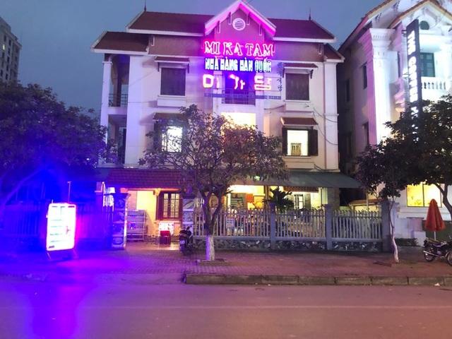 Bắc Ninh: Nhà hàng sụt giảm gần chục lần vì khách Hàn không ra ngoài - 1