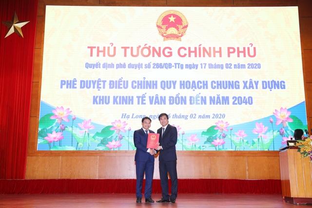 Quảng Ninh công khai đồ án điều chỉnh quy hoạch Khu kinh tế Vân Đồn - 2