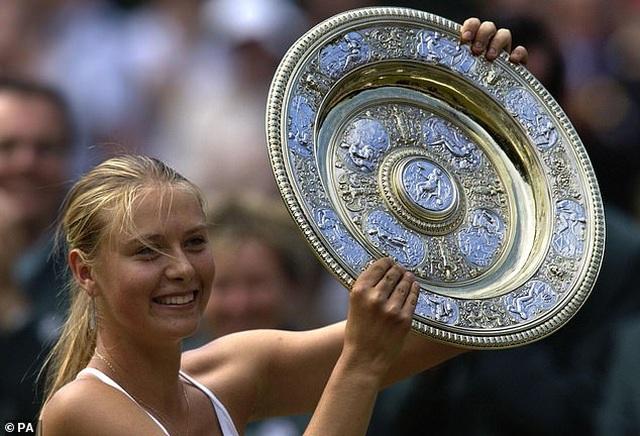 """""""Búp bê Nga"""" Maria Sharapova tuyên bố giải nghệ ở tuổi 32 - 2"""