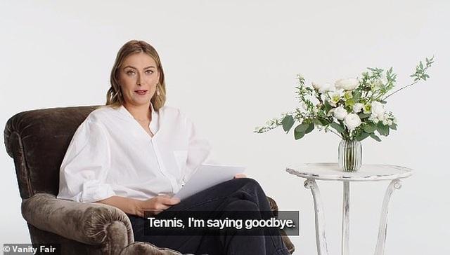 """""""Búp bê Nga"""" Maria Sharapova tuyên bố giải nghệ ở tuổi 32 - 1"""