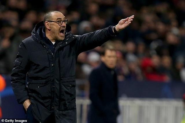 C.Ronaldo đứt chuỗi trận ghi bàn, Juventus thất bại trước Lyon - 6