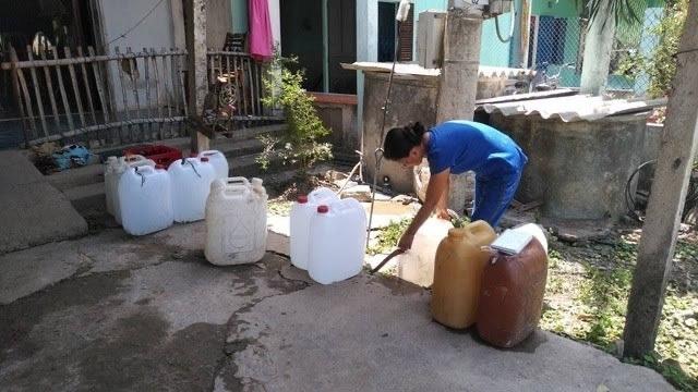 Cấp tốc đưa nước sạch cứu 8000 hộ dân bị xâm nhập mặn - 2
