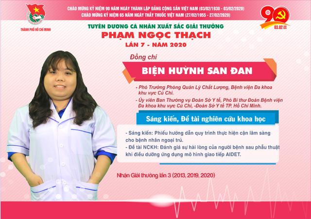 Hai thầy thuốc trẻ 3 lần được trao giải thưởng Phạm Ngọc Thạch - 3