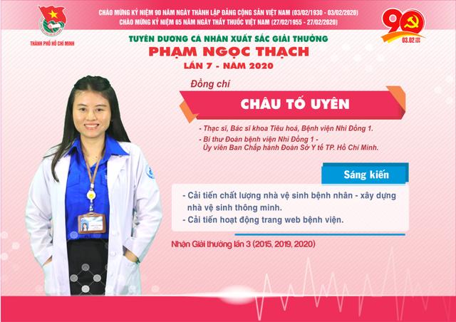 Hai thầy thuốc trẻ 3 lần được trao giải thưởng Phạm Ngọc Thạch - 4