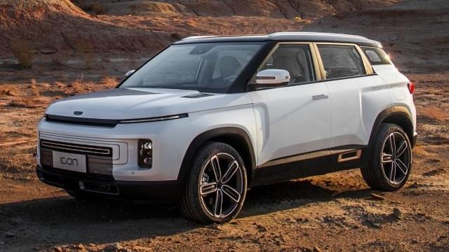 Hãng xe Trung Quốc bắt đầu bán mẫu SUV có thể chặn virus corona - 2