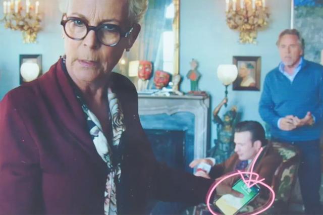 Apple cấm nhân vật phản diện trên phim sử dụng iPhone - 1