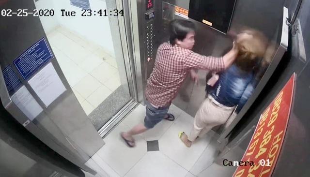 Bộ Lao động yêu cầu làm rõ vụ một phụ nữ bị hành hung trong thang máy - 1