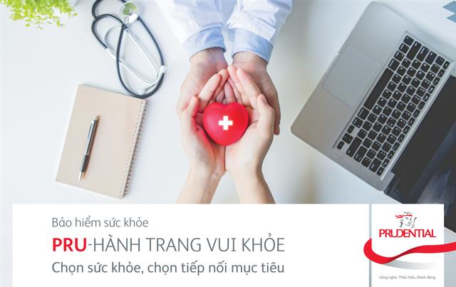 Prudential lần đầu giới thiệu giải pháp bảo hiểm chăm sóc sức khỏe ưu việt - 1