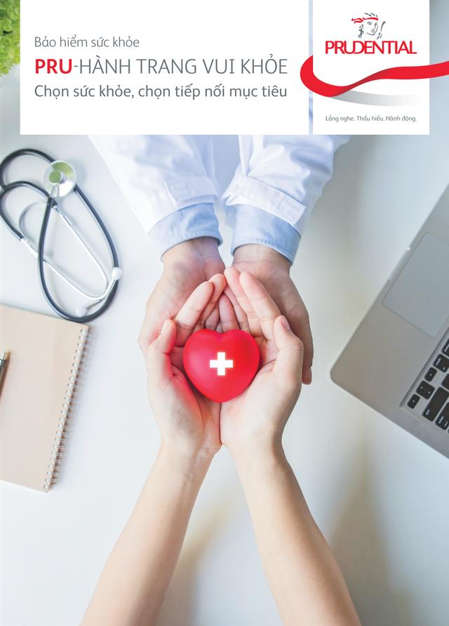 Prudential lần đầu giới thiệu giải pháp bảo hiểm chăm sóc sức khỏe ưu việt - 2