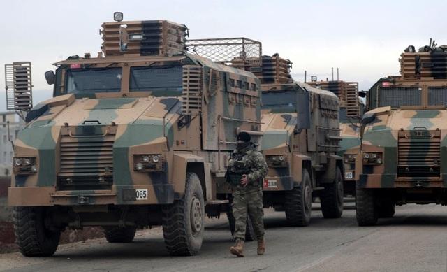 Thổ Nhĩ Kỳ phá hủy hệ thống phòng không của Syria tại điểm nóng Idlib - 1