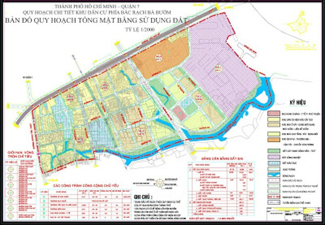 TPHCM điều chỉnh quy hoạch đối với khu dân cư phía Nam - 1