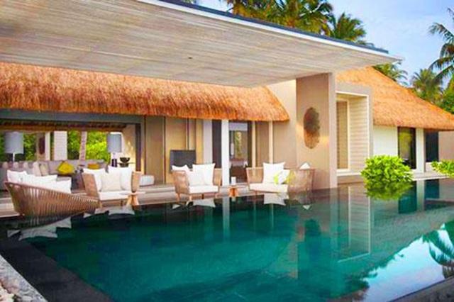 """Những """"mảnh thiên đường bé nhỏ riêng"""" tại Maldives - 9"""