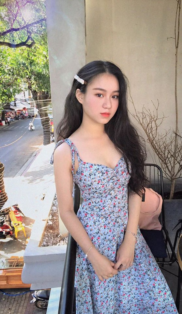 Thiếu nữ Đắk Lắk đẹp hút hồn trong trang phục dân tộc Ê Đê - 3