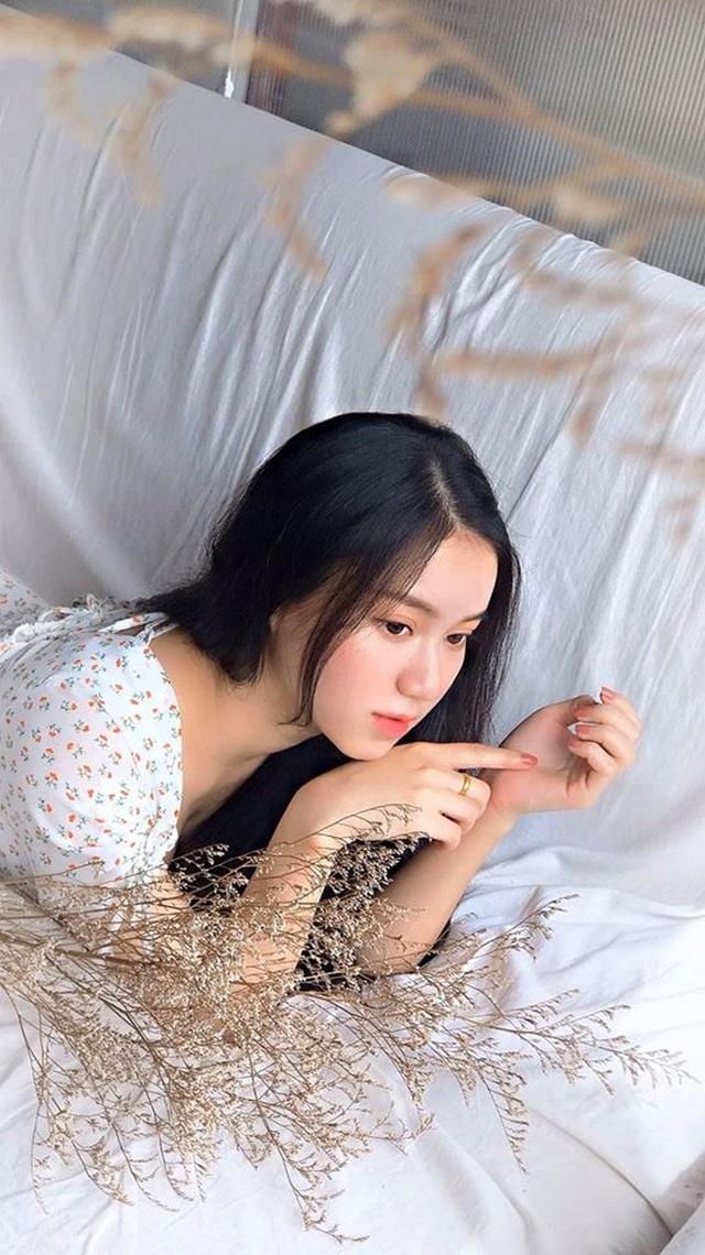 Thiếu nữ Đắk Lắk đẹp hút hồn trong trang phục dân tộc Ê Đê - 4