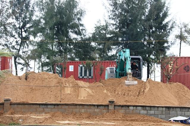 Hà Tĩnh: Rầm rộ dựng hàng trăm container làm nhà trong rừng phòng hộ - 3