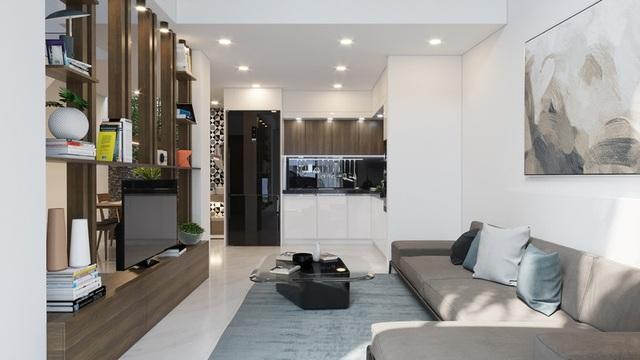Tầng lửng, giải pháp hữu ích cho những ngôi nhà ở đô thị - 2
