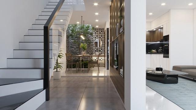 Tầng lửng, giải pháp hữu ích cho những ngôi nhà ở đô thị - 3