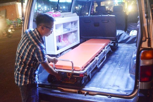 300 chuyến xe cứu người hằng đêm của chàng trai Bình Dương - 6