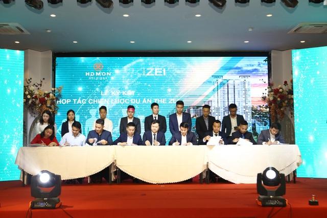 Avahomes chính thức phân phối dự án The Zei - 3