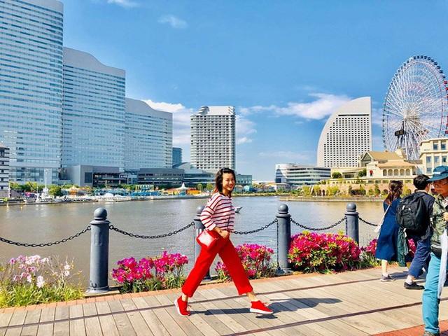 """Căn hộ """"nhỏ mà đắt đỏ"""" của Hoàng Oanh và chồng Tây tại Singapore - 16"""