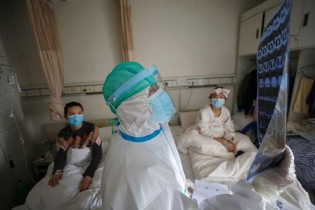 Báo động các ca nhiễm virus corona nhưng không phát triệu chứng - 1