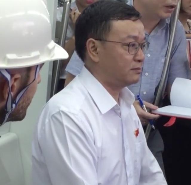 Đường sắt Cát Linh - Hà Đông: Giám đốc người Trung Quốc bị cách ly - 1