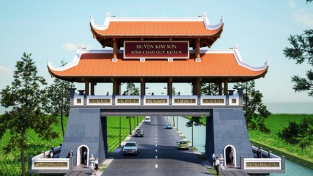 Huyện xây cổng chào 6 tỷ đồng nhưng không biết tồn tại đến bao giờ - 1