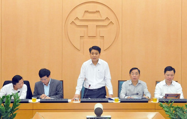 Hà Nội họp chốt lịch học của gần 2 triệu học sinh - 1