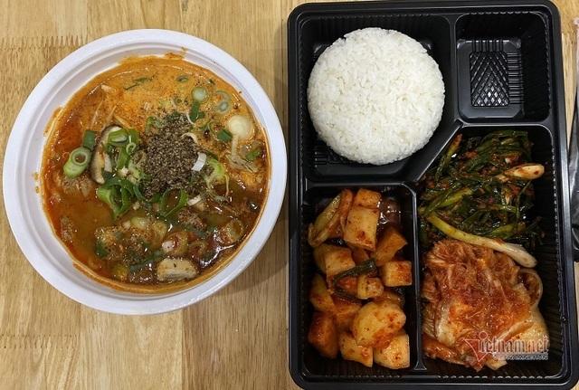 Đà Nẵng lý giải suất ăn 200 ngàn đồng mà khách Hàn Quốc chê tồi tệ khi cách ly - 2